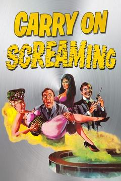 Best Comedy Movies of 1966 : Carry On Screaming