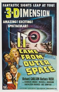 Best Horror Movies of 1953 : It Came from Outer Space