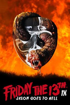 Best Horror Movies of 1993 : Jason Goes to Hell: The Final Friday