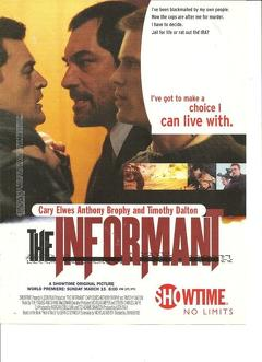Best War Movies of 1997 : The Informant