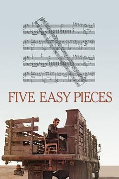 Best Drama Movies of 1970 : Five Easy Pieces