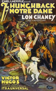 Best Romance Movies of 1923 : The Hunchback of Notre Dame