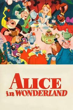 Best Fantasy Movies of 1951 : Alice in Wonderland