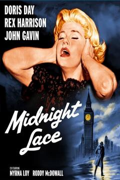 Best Thriller Movies of 1960 : Midnight Lace