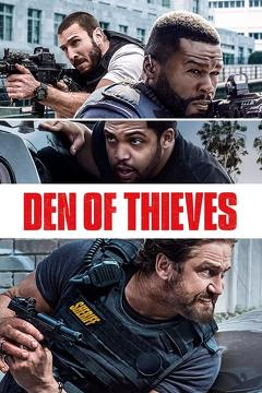 Best Thriller Movies of 2018 : Den of Thieves