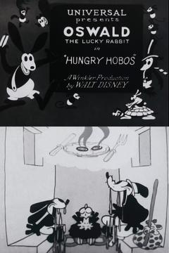Best Animation Movies of 1928 : Hungry Hoboes
