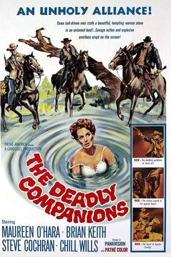 Best Western Movies of 1961 : The Deadly Companions