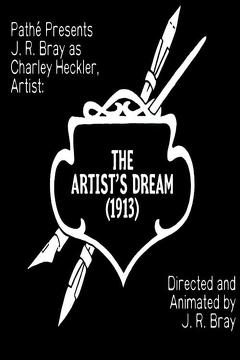 Best Animation Movies of 1913 : The Artist's Dream