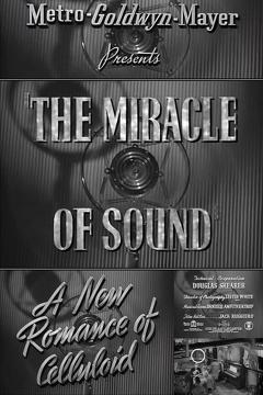 Best Documentary Movies of 1940 : The Miracle of Sound