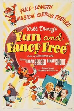 Best Music Movies of 1947 : Fun and Fancy Free