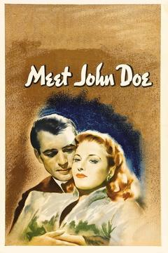 Best Comedy Movies of 1941 : Meet John Doe