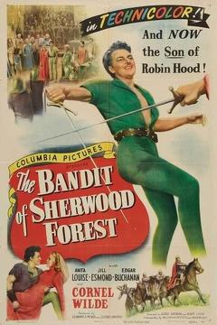 Best Fantasy Movies of 1946 : The Bandit of Sherwood Forest