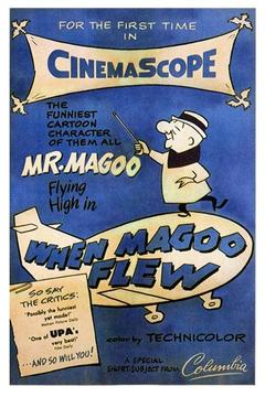Best Animation Movies of 1954 : When Magoo Flew