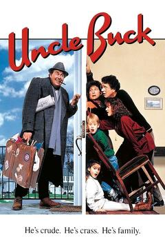 Best Family Movies of 1989 : Uncle Buck