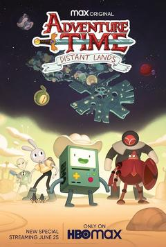 Best Western Movies of This Year: Adventure Time Distant Lands: BMO