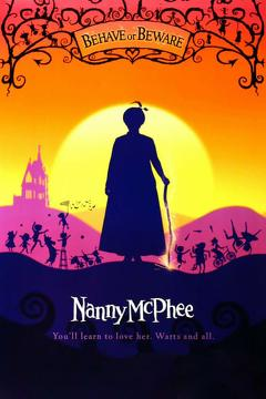 Best Fantasy Movies of 2005 : Nanny McPhee