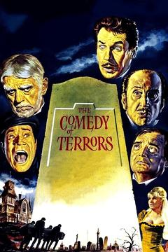 Best Horror Movies of 1964 : The Comedy of Terrors