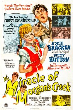 Best Comedy Movies of 1943 : The Miracle of Morgan's Creek