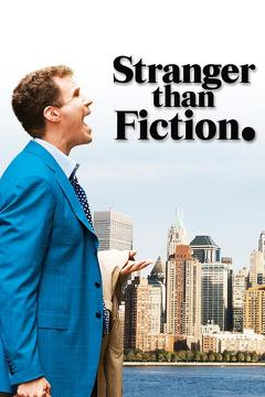 Best Fantasy Movies of 2006 : Stranger Than Fiction