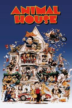 Best Comedy Movies of 1978 : Animal House