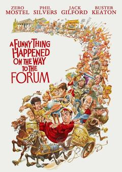 Best Music Movies of 1966 : A Funny Thing Happened on the Way to the Forum