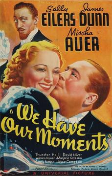 Best Mystery Movies of 1937 : We Have Our Moments