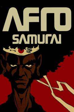 Best Animation Movies of 2007 : Afro Samurai: The Movie