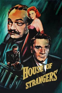 Best Crime Movies of 1949 : House of Strangers