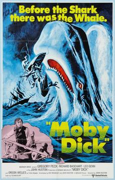 Best Drama Movies of 1956 : Moby Dick