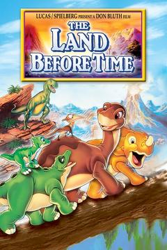 Best Animation Movies of 1988 : The Land Before Time