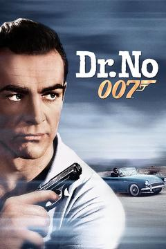 Best Adventure Movies of 1962 : Dr. No