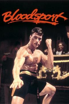 Best Action Movies of 1988 : Bloodsport