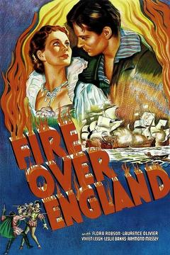 Best History Movies of 1937 : Fire Over England