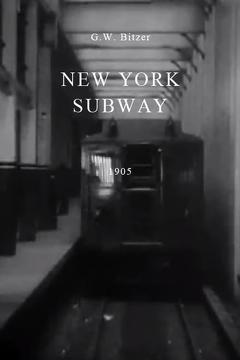 Best Movies of 1905 : New York Subway