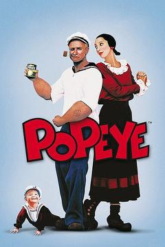 Best Adventure Movies of 1980 : Popeye
