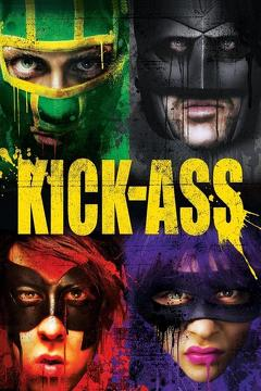 Best Crime Movies of 2010 : Kick-Ass