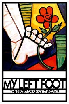 Best Drama Movies of 1989 : My Left Foot: The Story of Christy Brown