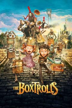 Best Family Movies of 2014 : The Boxtrolls