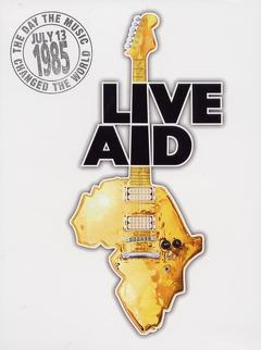 Best Music Movies of 1985 : Live Aid