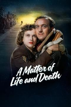 Best Comedy Movies of 1946 : A Matter of Life and Death
