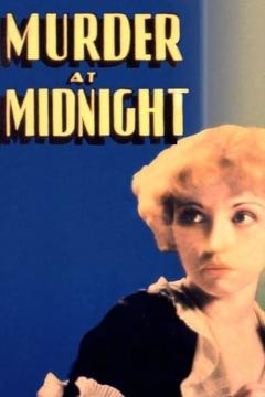 Best Mystery Movies of 1931 : Murder at Midnight