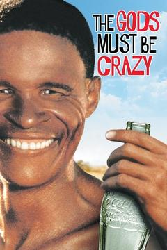 Best Comedy Movies of 1980 : The Gods Must Be Crazy