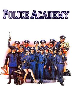 Best Comedy Movies of 1984 : Police Academy