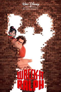 Best Family Movies of 2012 : Wreck-It Ralph