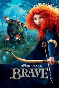 Best Animation Movies of 2012 : Brave