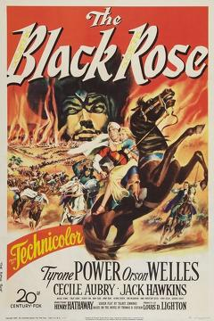 Best Adventure Movies of 1950 : The Black Rose