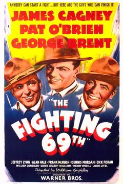 Best War Movies of 1940 : The Fighting 69th