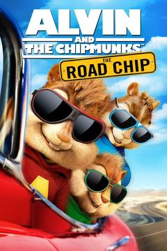 Best Animation Movies of 2015 : Alvin and the Chipmunks: The Road Chip