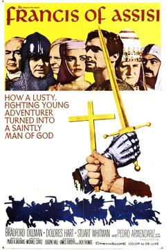 Best History Movies of 1961 : Francis of Assisi