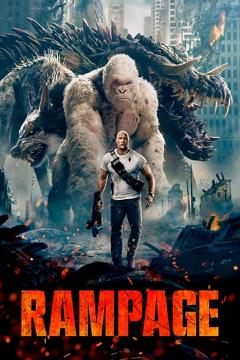 Best Fantasy Movies of 2018 : Rampage